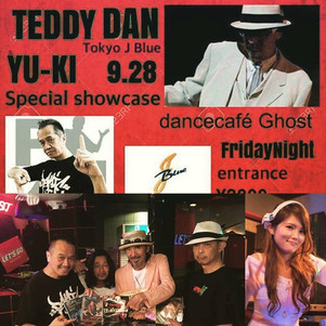 2018.9/28 TEDDY DAN YU-KI Special showcase