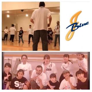2019.7/14 J-Blue Dance 練習会
