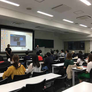 2018.6/8 『同志社大学 講義』京都