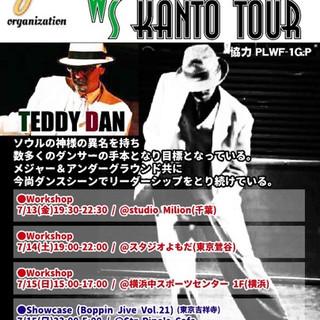 2018.7/13~7/16 TEDDY DAN KANTO TOUR