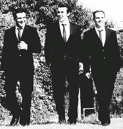 The Swing Tenors Wedding corporate entertainment band singers