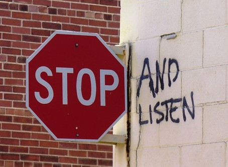 One thing you can do to improve your relationship: Learn to listen.