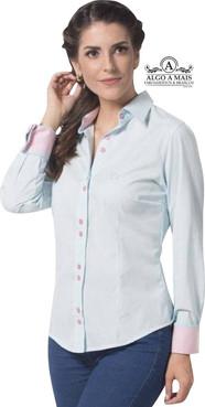 blusa feminina administrativo