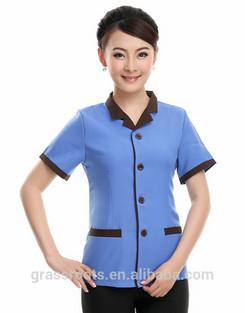 uniforme feminino de limpeza
