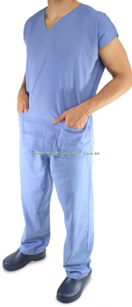 conjunto pijama unisex cirurgico