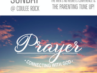 Connecting with God through Prayer