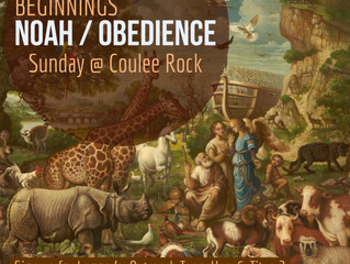 Pray Together for Spiritual Renewal / Noah's Obedience