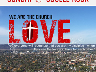 Love: We Are The Church