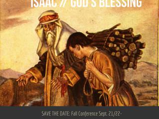 Beginnings: Isaac // God's Blessing