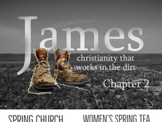 James 2 - Christianity the works in the dirt
