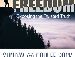 Freedom:  A Call to Jesus