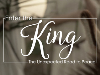 Palm Sunday: Enter the King!