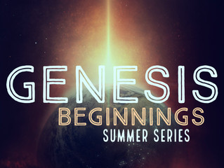"""Summer is HERE! Summer series starts this week """"Beginnings"""""""