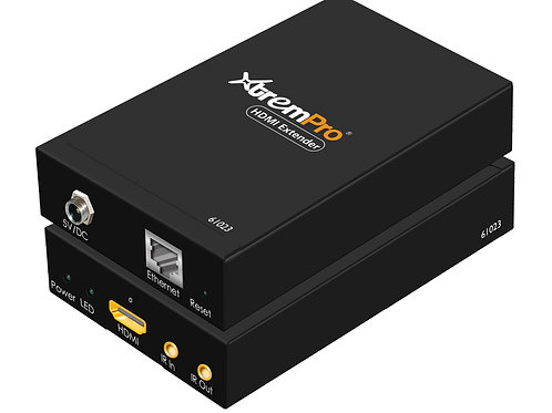 XtremPro 61023 HDMI OVER IP EXTENDER BY NETWORKING CABLE