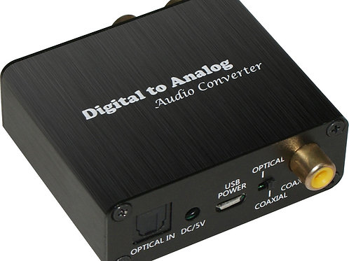 XtremPro 65002 DIGITAL TO ANALOG CONVERTER 192KHZ