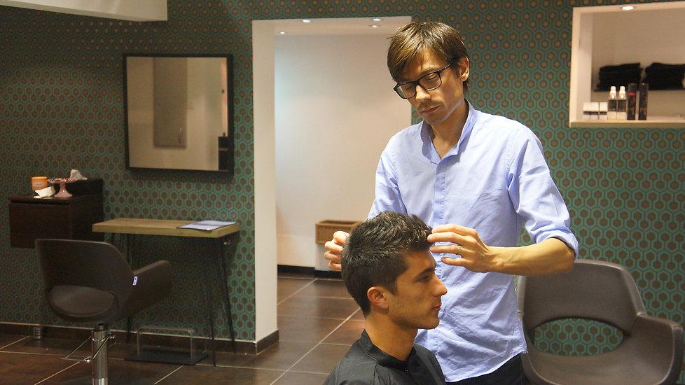 coiffeur homme marseille
