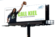 Richard Sherman Billboard