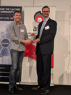 A win for SRA's RIoT Platform at the Smart Mining Conference