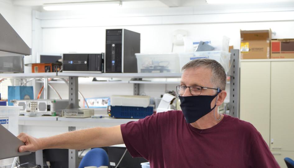 Electrical lab tour