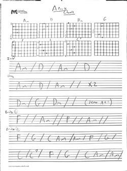 Apache Chords