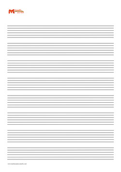 blank tab sheet