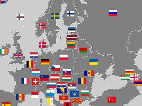 Sự khác biệt giữa EU, Schengen và Eurozone