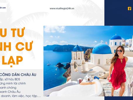 Chương trình đầu tư định cư Golden Visa Hy Lạp