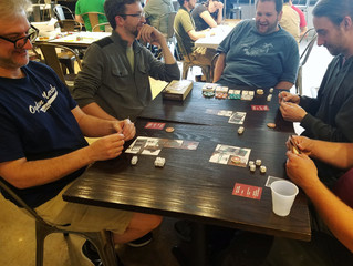 Protospiel Mini, TCGC, and Other Happenings