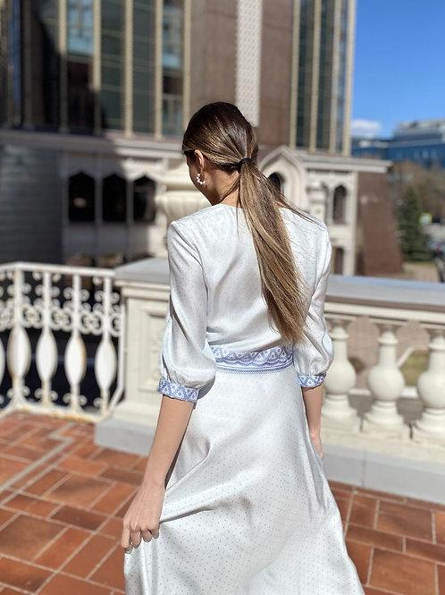Платье в стиле New Look из 100% шелка