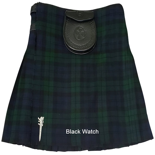 American Highlander Kilt Package A