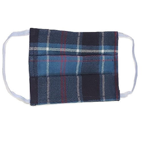 US Navy Tartan Face Kilt - Double Layered and Washable