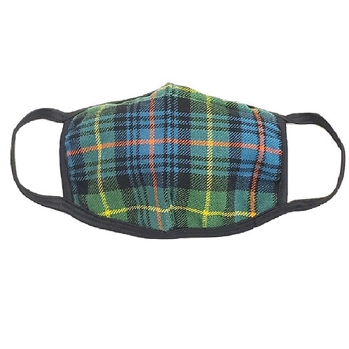 Flower of Scotland Face Kilt - Double Layered and Washable