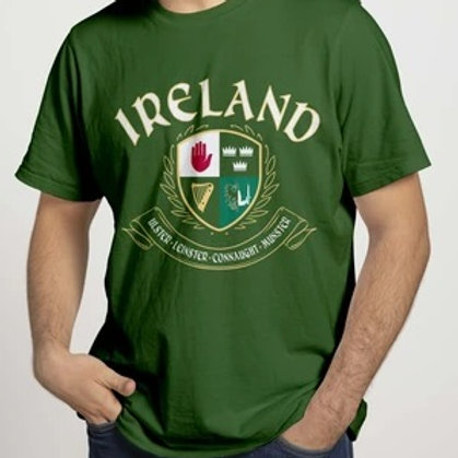 Ireland 4 Provinces T-Shirt