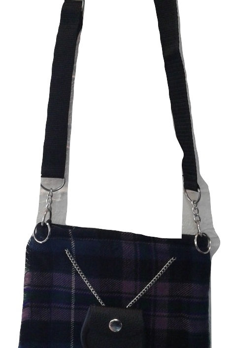 Pride Of Scotland Tartan Kilt Purse