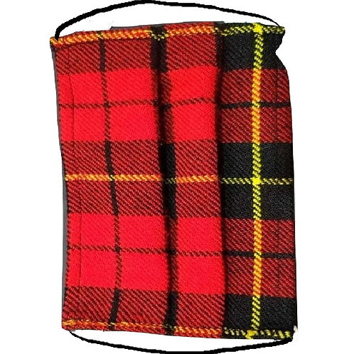 Braveheart Wallace Red Face Kilt - Double Layered
