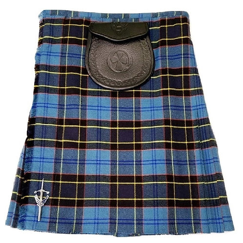 US Air Force Tartan Kilt Package