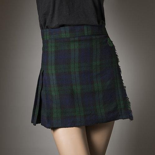 American Highlander Women's Black Watch Kilt