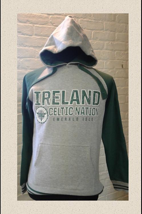 Ireland Celtic Nations Hoodie