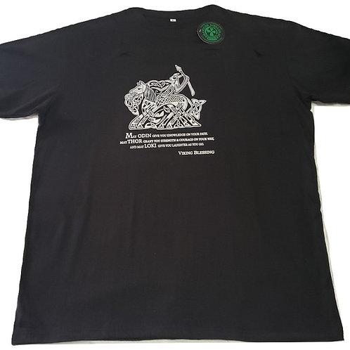 Viking Blessing Odin T-Shirt