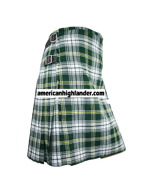 Wool Premium St. Patrick Tartan Kilt
