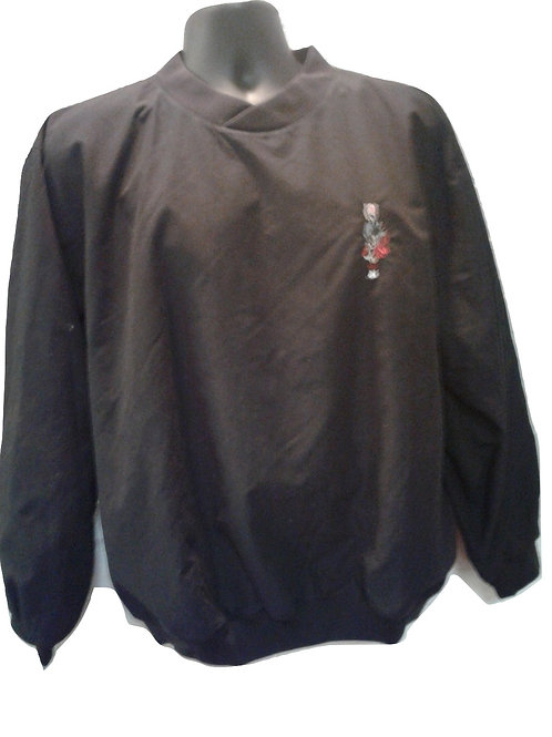 Black Bagpiper Golf Jacket