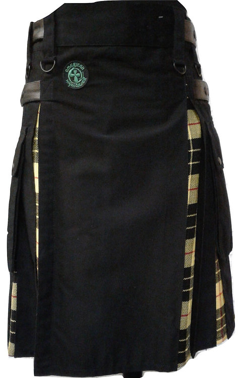Black & MacLeod Men's Utility Kilt
