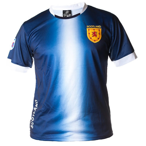 Football Nations Scotland Football (Soccer) Jersey