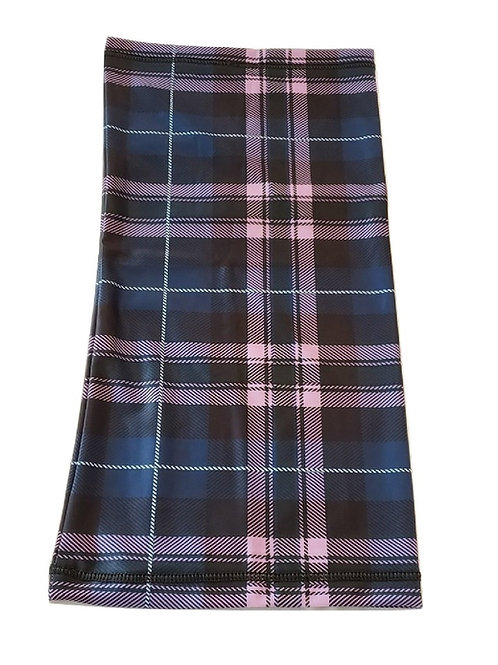 Pride of Scotland Neck Gaiter - Breathable Tartan Neck and Face Mask
