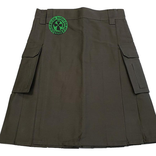 Ultimate Athletic Utility Kilt (Flat OD Green)
