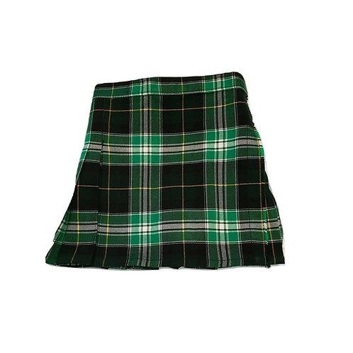 American Highlander Women's Irish Heritage Tartan Kilt