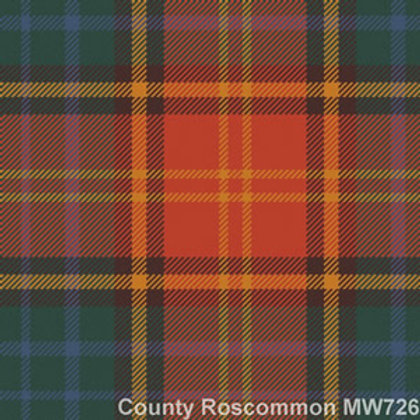 County Roscommon Tartan