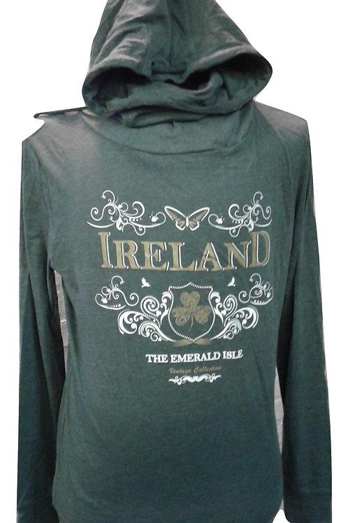 Women's Emerald Isle Hoodie