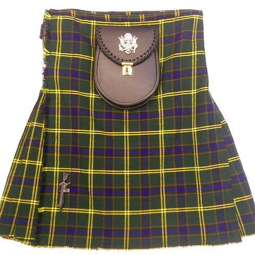 US Army Tartan Dress Kilt Package