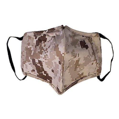 USMC Desert Digital Camo Face Mask